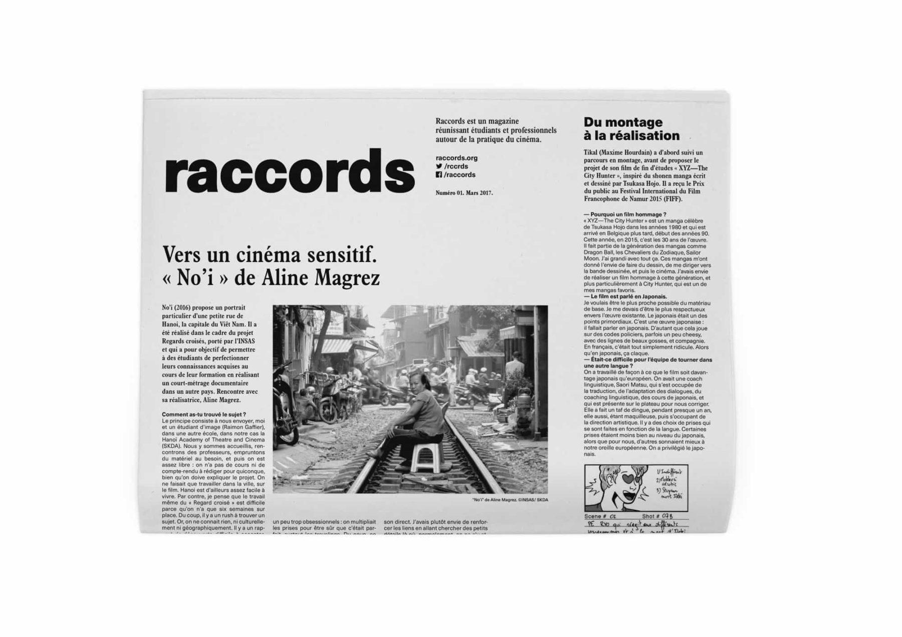 Raccords n°1