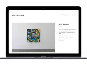 Site Milica Stanojevic